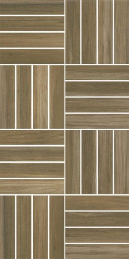 C AMBIO BROWN MOSAIC 20X40 G.1