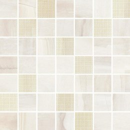 SIMPLE STONE BEIGE MOSAIC 24,86X25